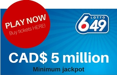Play lotto 649 Online